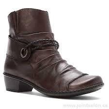 womens boots canada cheap s boots canada cheap rieker louise 62 graphit schwarz