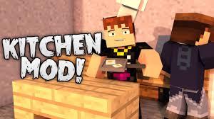 Minecraft Kitchen Furniture Minecraft Mods Kitchen Mod Real Kitchen Furniture Ovens