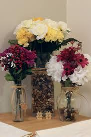Artificial Flower Arrangement In Vase Forever Flowers