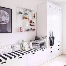 chambre stuva ikea banquette et armoire dans chambre d enfant çocuk odası