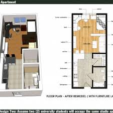 Cool Studio Apartments Apartment Breathtaking Studio Apartment Floor Plans Ideas L Shaped