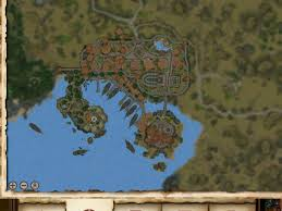 Naruto World Map by Dynamic Map At Oblivion Nexus Mods And Community