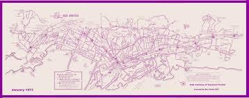 San Francisco Bus Map by Maps Ac Transit