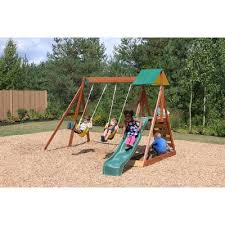 Playground Ideas For Backyard Swing Sets Slides U0026 Climbers Outdoor Toys Target