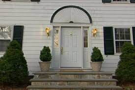 Energy Efficient Exterior Doors How To Install A Front Door That S Energy Efficient Diy Projects