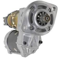 new starter motor fits komatsu excavator pc78us 6 pc60 7 pc75