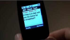 Walt Jr Breakfast Meme - text from walt jr breakingbad