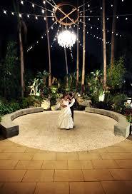 spot lighting long beach cool shot at the ceremony spot wedding love pinterest long