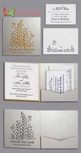 wedding pocket invitations 58 best laser cut wedding invitation images on pinterest laser