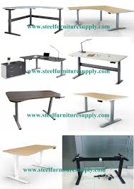 Adjustable Desk Height by Office Desk Height Adjustable Desk Work Space Portable Writing