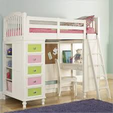 white girls bunk beds girls bedroom foxy image of bedroom decoration using white