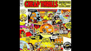 cheap photo album big and the holding company cheap thrills album