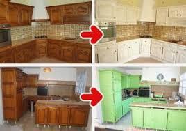 peindre cuisine rustique relooker une cuisine en bois relooker cuisine rustique chene