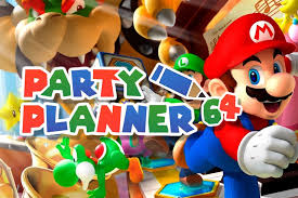 party planner mario party editor party planner 64 brings custom tables to the