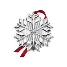 buy gorham 2017 sterling snowflake ornament 48th edition