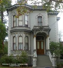 italianate style house victorians in alameda italianate style house and
