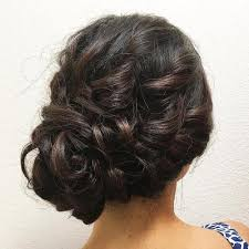 Side Updos That Are In Trend 40 Best Bun Hairstyles For 2017