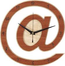 pop culture inspired wooden clocks add a sense of