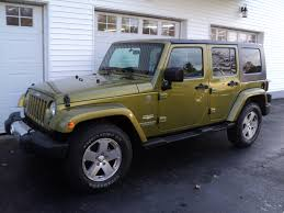 jeep sahara green 2008 jeep sahara