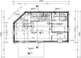 cuisine avec poteau au milieu cuisine avec poteau au milieu 9 plan maison r 1 120m2 rt2012