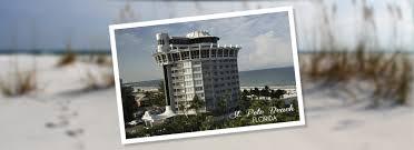 st petersburg hotel u0026 beach resort grand plaza hotel florida
