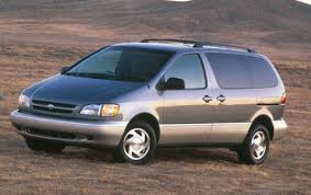 audi minivan 1999 toyota sienna information and photos zombiedrive