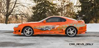toyota official 1993 toyota supra official fast furious movie car