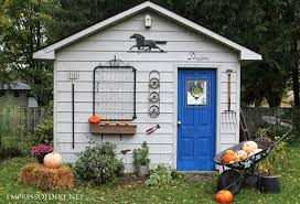shed makeovers she shed makeover ideas the weathered fox