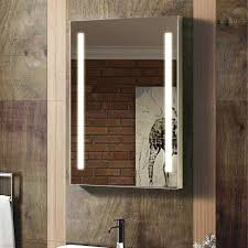Bathroom Mirror Cabinets With Led Lights by Backlit Bathroom Mirror Cabinet Lighted Mirrors Witc Inc A