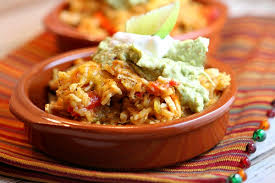 cuisine tex mex tex mex chicken and rice casserole recipegirl