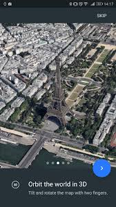 Google Maps Rotate Google Just Launched A Revamped Version Of Google Earth And It U0027s