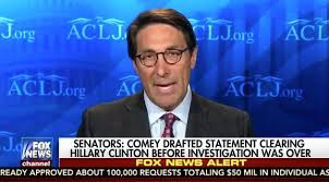 james comey gang of eight jay sekulow on comey u0027s clinton investigation it was a u0027fraud on