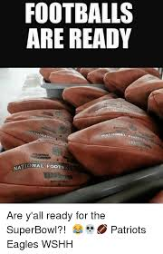 Patriotic Eagle Meme - footballs are ready tional footbal na are y all ready for the