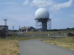 file radar tower to the north of the old north truro air force