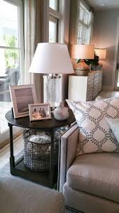 Small Living Room End Tables | how to decorate a living room side table gopelling net