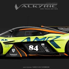 gulf racing wallpaper the aston martin valkyrie in racing liveries is beyond stunning