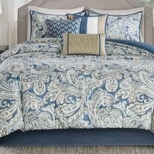 Rust Comforter Set Paisley Bedding Sets You U0027ll Love Wayfair