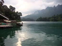 cheow lan lake surat thani the weary traveller