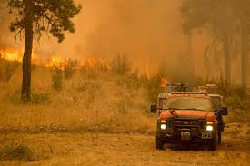 Wildfire Definition by Active Duty Soldiers From Jblm Called Out To Battle Western