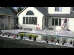 Pool Patios And Porches Outdoor Fx Westerville Ohio Pool Patio And Porch Youtube