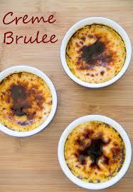 cuisine creme brulee crème brûlée recipe easy and delicious