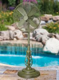 outdoor standing fans patio dbf1081 dynasty outdoor patio fan floor standing outdoor fan outdoor