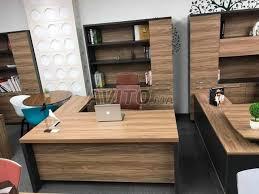 bureau en bois a vendre bureau bois à vendre à dans matériels professionnels avito ma