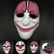 scary clown halloween mask online buy wholesale scary clowns halloween from china scary