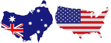 Flag You Down If You U0027re A Bit Drunk Australia Upside Down Looks Like The Usa Pics