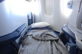 Most Comfortable Airlines Flight Review Delta 777 200lr Business Class La To Atl