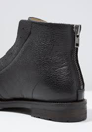 shoe the bear walker fur boots shoe the bear graham boots black