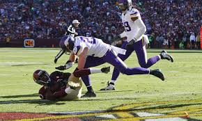 could vikings be without harrison smith on thanksgiving vikings