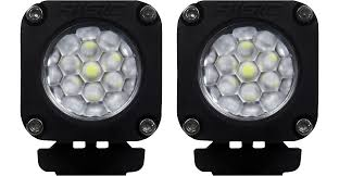 rigid industries backup light kit rigid industries 20541 ignite surface mount led backup light kit