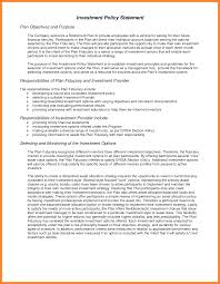 3 policy statement template statement synonym